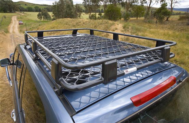 Arb Aluminum Alloy Roof Rack Nissan Off Road Amp 4x4 Parts