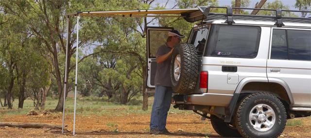 Awnings Perth | Caravan Annex Perth | Gallery - Kenlow