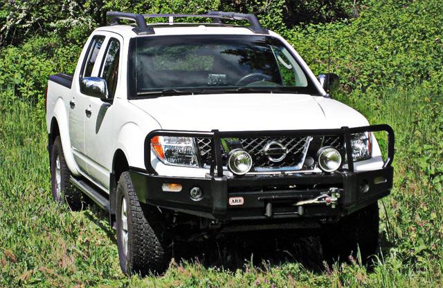 Attractive ARB Front Bumper / Bull Bar Nissan Frontier U002705 U2013 U002708 U0026 Pathfinder U002705 U2013 U002707