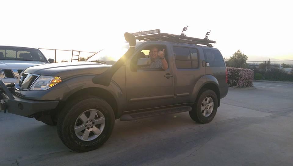 ARB Air Locker for Nissan Pathfinder, 2004 - 2012 V6 Rear